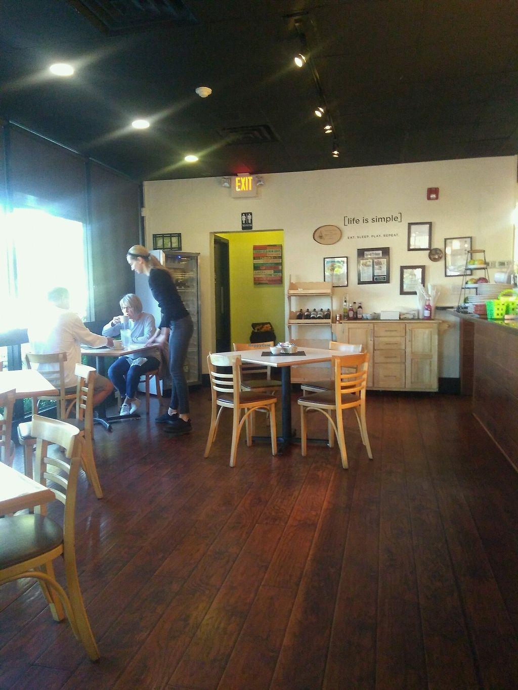 """Photo of Sunnyside Cafe  by <a href=""""/members/profile/RianDean"""">RianDean</a> <br/>Dining are 1 <br/> March 4, 2018  - <a href='/contact/abuse/image/64324/366612'>Report</a>"""