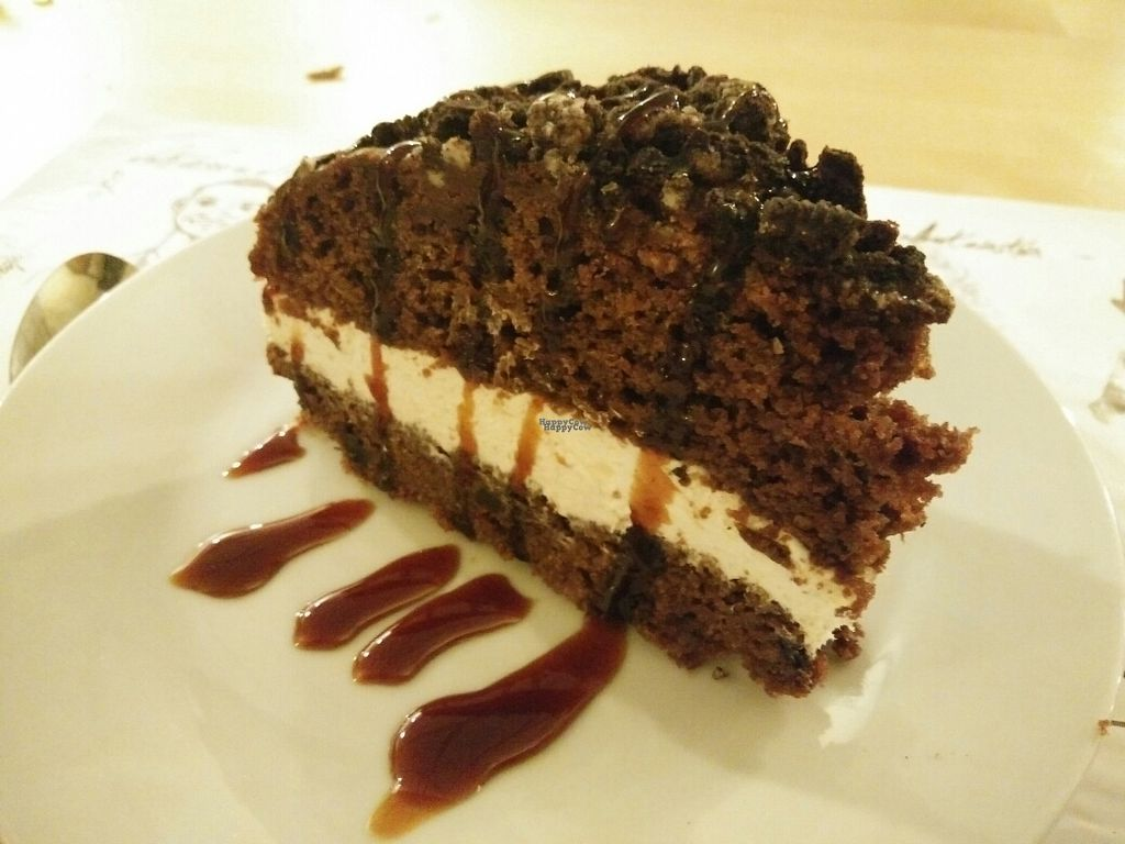 """Photo of El Jardin de los Dragones  by <a href=""""/members/profile/martinicontomate"""">martinicontomate</a> <br/>oreo cake <br/> October 27, 2016  - <a href='/contact/abuse/image/64325/184787'>Report</a>"""
