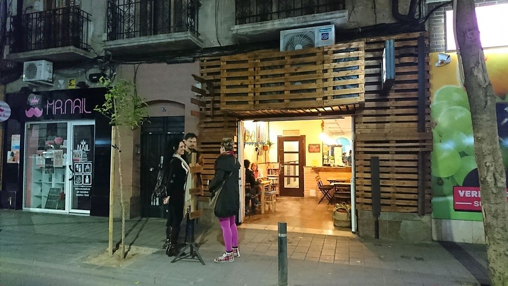 """Photo of El Jardin de los Dragones  by <a href=""""/members/profile/roads"""">roads</a> <br/>Front of the Restaurant  <br/> April 6, 2018  - <a href='/contact/abuse/image/64325/381727'>Report</a>"""