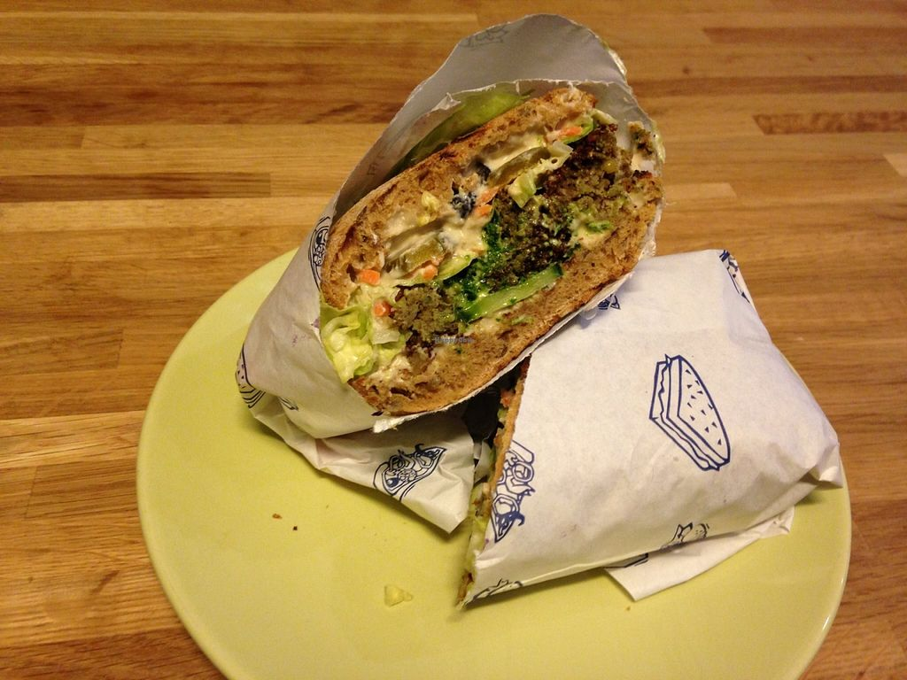 """Photo of HAPS  by <a href=""""/members/profile/Milagv"""">Milagv</a> <br/>Sandwich (customer decides what should be put inside) <br/> October 10, 2015  - <a href='/contact/abuse/image/64350/120907'>Report</a>"""