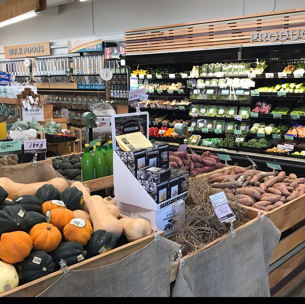 "Photo of Portland Food Co-op  by <a href=""/members/profile/Sarah%20P"">Sarah P</a> <br/>produce and bulk <br/> March 18, 2017  - <a href='/contact/abuse/image/64353/238134'>Report</a>"