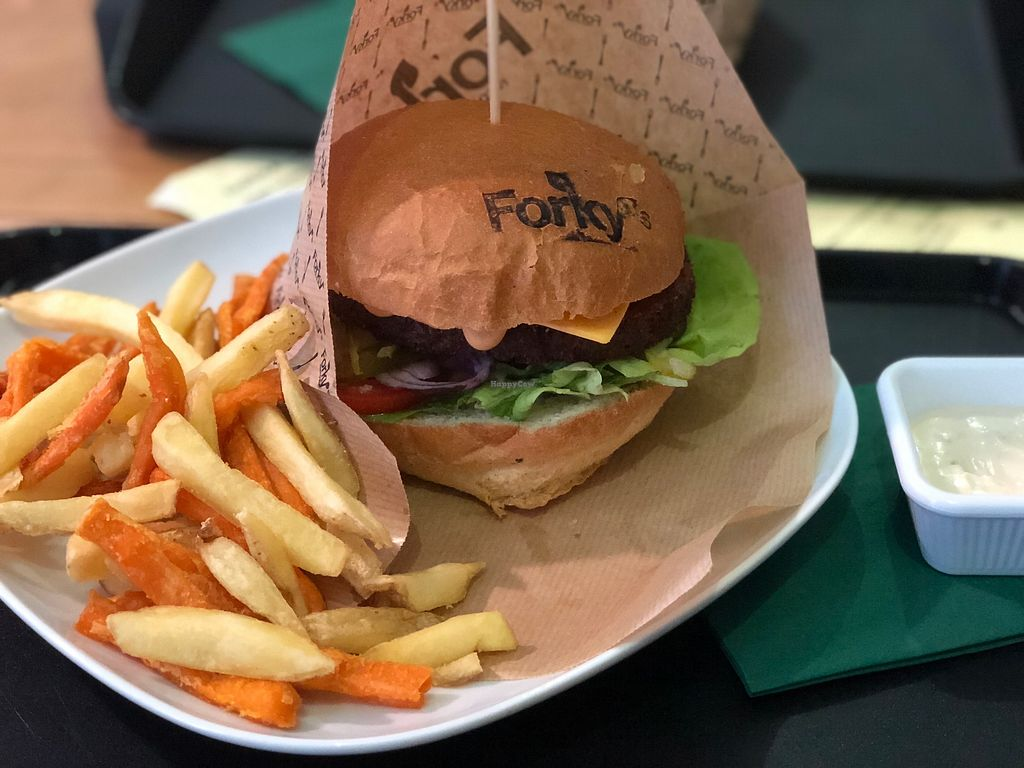 """Photo of Forky's  by <a href=""""/members/profile/teresaveg"""">teresaveg</a> <br/>burger <br/> December 18, 2017  - <a href='/contact/abuse/image/64363/336796'>Report</a>"""