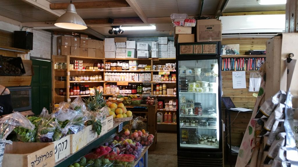 """Photo of Sadeh Yarok Organic Farm Shop  by <a href=""""/members/profile/Brok%20O.%20Lee"""">Brok O. Lee</a> <br/>Inside <br/> October 11, 2015  - <a href='/contact/abuse/image/64397/121002'>Report</a>"""