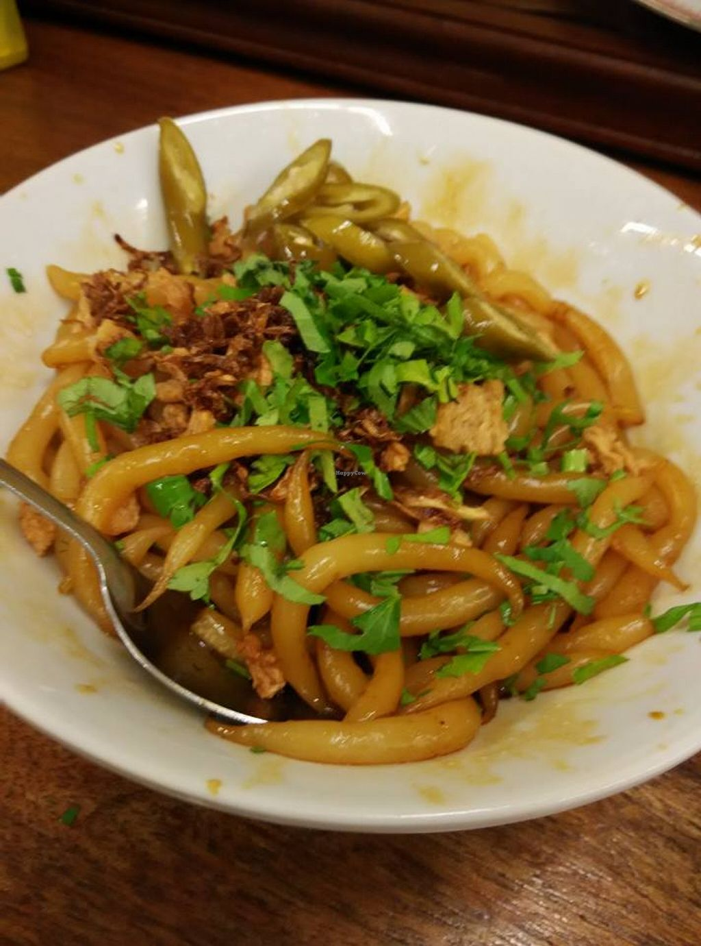 """Photo of Vege Sense  by <a href=""""/members/profile/community"""">community</a> <br/>stir fried noodles  <br/> October 17, 2015  - <a href='/contact/abuse/image/64405/121603'>Report</a>"""