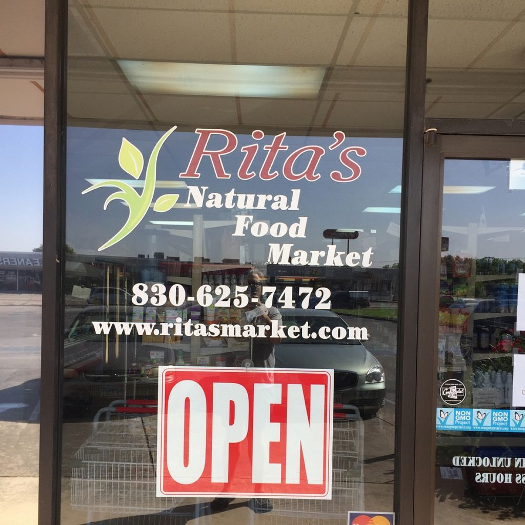 """Photo of Rita's Natural Food Market  by <a href=""""/members/profile/Johnnymacdee"""">Johnnymacdee</a> <br/>It's Rita's !!! <br/> April 27, 2016  - <a href='/contact/abuse/image/64439/146440'>Report</a>"""