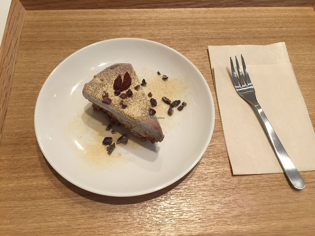 "Photo of CLOSED: Ginza Raw Life Cafe  by <a href=""/members/profile/Evgenia"">Evgenia</a> <br/>raw dessert  <br/> September 1, 2017  - <a href='/contact/abuse/image/64451/299623'>Report</a>"