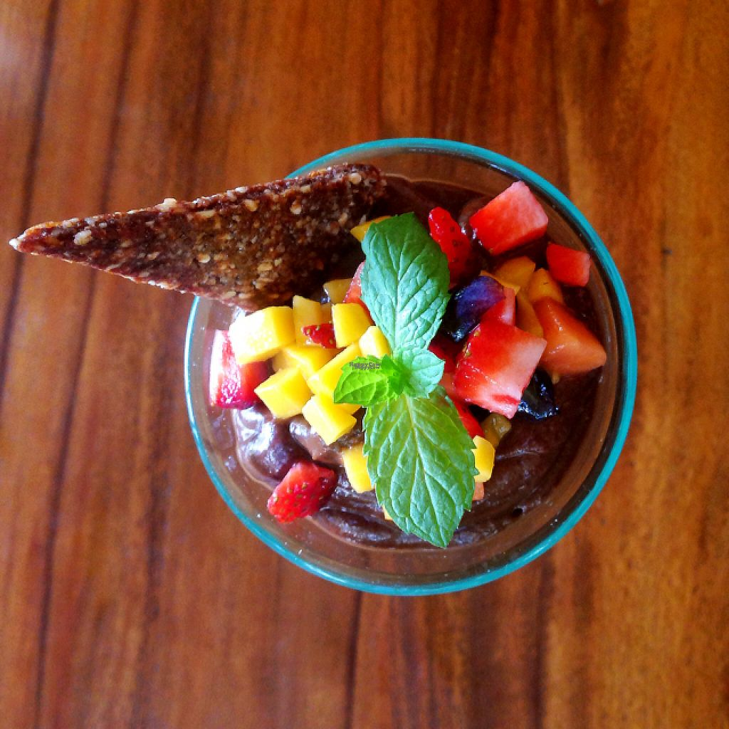 """Photo of Fresh  by <a href=""""/members/profile/HappyVeganCouple"""">HappyVeganCouple</a> <br/>Mousse au chocolat <br/> March 26, 2017  - <a href='/contact/abuse/image/64464/241108'>Report</a>"""