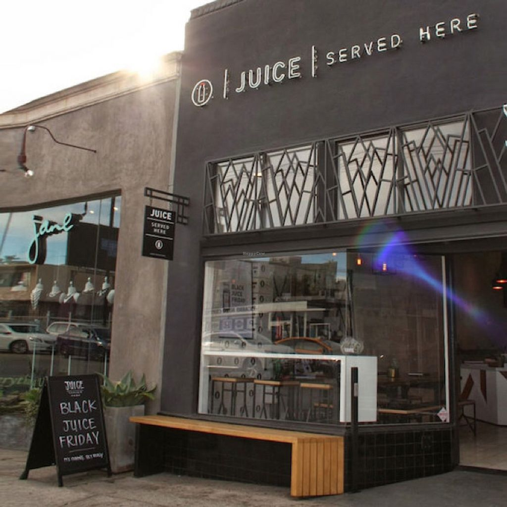 "Photo of CLOSED: Juice Served Here  by <a href=""/members/profile/LAvegans"">LAvegans</a> <br/>The location (I think) <br/> June 5, 2016  - <a href='/contact/abuse/image/64476/152347'>Report</a>"