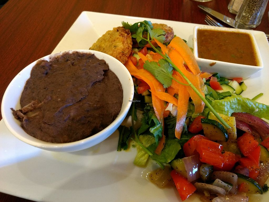 """Photo of Love Yourself Cafe  by <a href=""""/members/profile/bduboff"""">bduboff</a> <br/>Potato Pancakes <br/> December 11, 2017  - <a href='/contact/abuse/image/64491/334547'>Report</a>"""