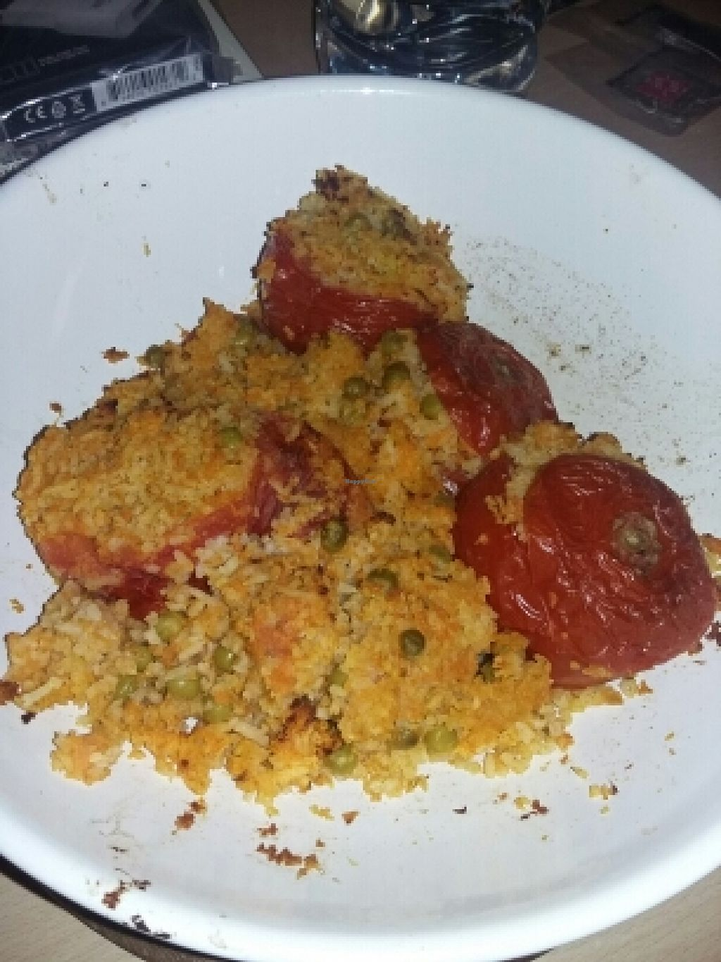 """Photo of Alte Muhle  by <a href=""""/members/profile/martins.diary"""">martins.diary</a> <br/>tomato with rice stuffing <br/> January 8, 2016  - <a href='/contact/abuse/image/64497/131461'>Report</a>"""