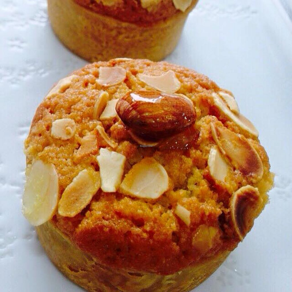 """Photo of Peccati  by <a href=""""/members/profile/community"""">community</a> <br/>almond muffins  <br/> October 21, 2015  - <a href='/contact/abuse/image/64539/122113'>Report</a>"""