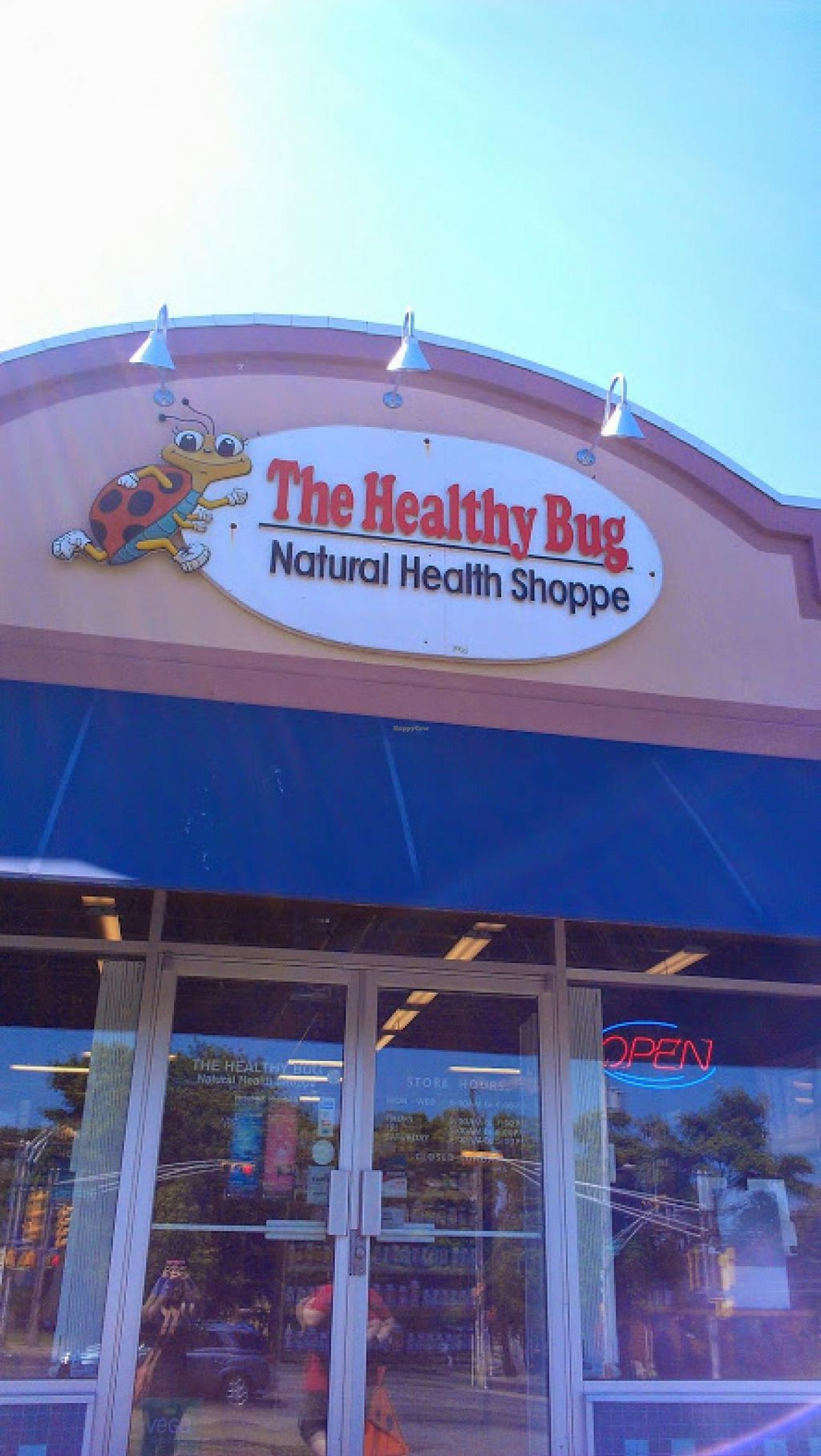 """Photo of The Healthy Bug  by <a href=""""/members/profile/QuothTheRaven"""">QuothTheRaven</a> <br/>Outside <br/> June 28, 2014  - <a href='/contact/abuse/image/6455/72908'>Report</a>"""
