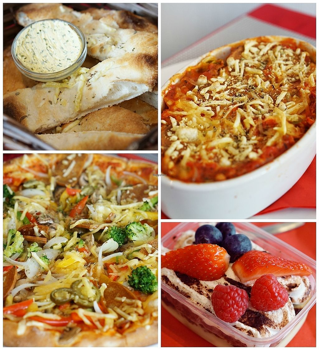 "Photo of Pizzeria Palermo  by <a href=""/members/profile/Dani%C3%ABlleRozeboom"">DaniëlleRozeboom</a> <br/>Lasagne, vegalicious pizza and the vegan tiramisu <br/> July 3, 2017  - <a href='/contact/abuse/image/64642/276430'>Report</a>"