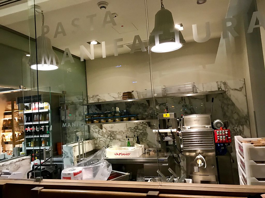 """Photo of Vapiano  by <a href=""""/members/profile/marky_mark"""">marky_mark</a> <br/>noodle kitchen <br/> June 29, 2017  - <a href='/contact/abuse/image/64650/274900'>Report</a>"""