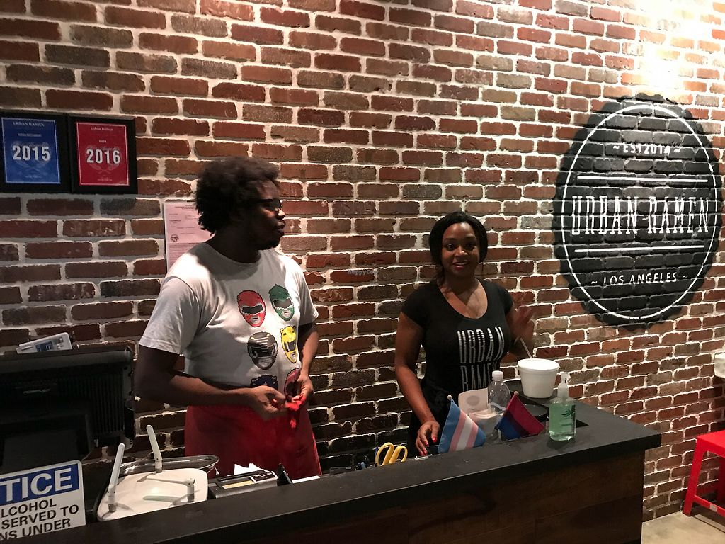 """Photo of Urban Ramen  by <a href=""""/members/profile/evaleland"""">evaleland</a> <br/>Perfect place for a vegan Ramen <br/> November 29, 2017  - <a href='/contact/abuse/image/64684/330326'>Report</a>"""