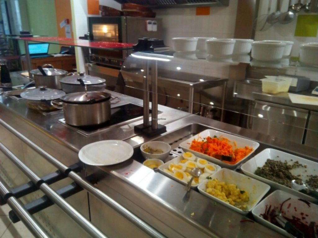 """Photo of La Jasette  by <a href=""""/members/profile/LeoLeSter"""">LeoLeSter</a> <br/>all vegan. most of the dishes are or can be made on the spot  <br/> June 11, 2016  - <a href='/contact/abuse/image/64686/153415'>Report</a>"""