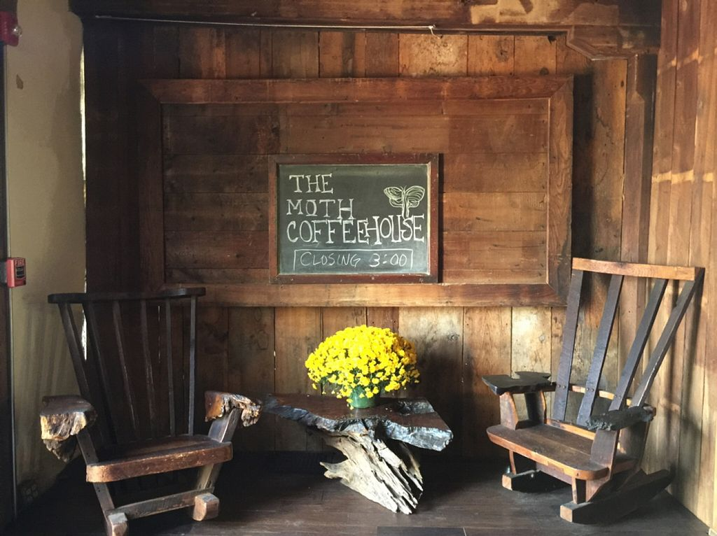 """Photo of The Moth Coffeehouse  by <a href=""""/members/profile/Killertofuuu"""">Killertofuuu</a> <br/>  <br/> October 22, 2015  - <a href='/contact/abuse/image/64726/122212'>Report</a>"""