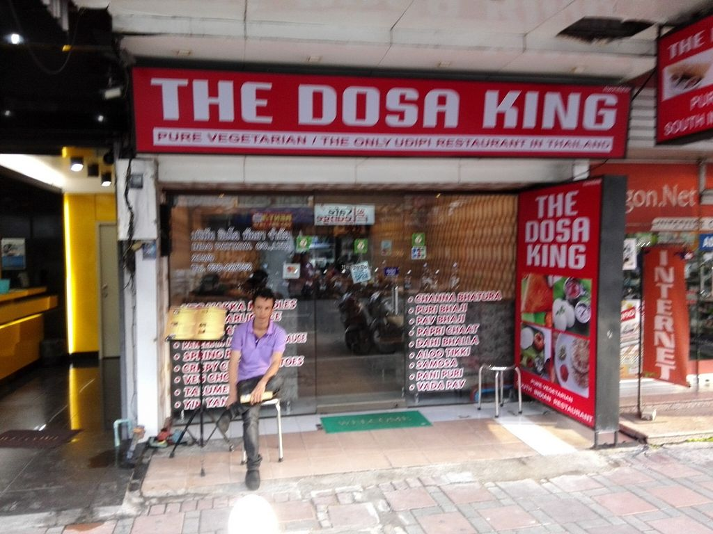 Photo of The Dosa Hut  by matimatik <br/>Exterior <br/> October 30, 2015  - <a href='/contact/abuse/image/64732/123232'>Report</a>