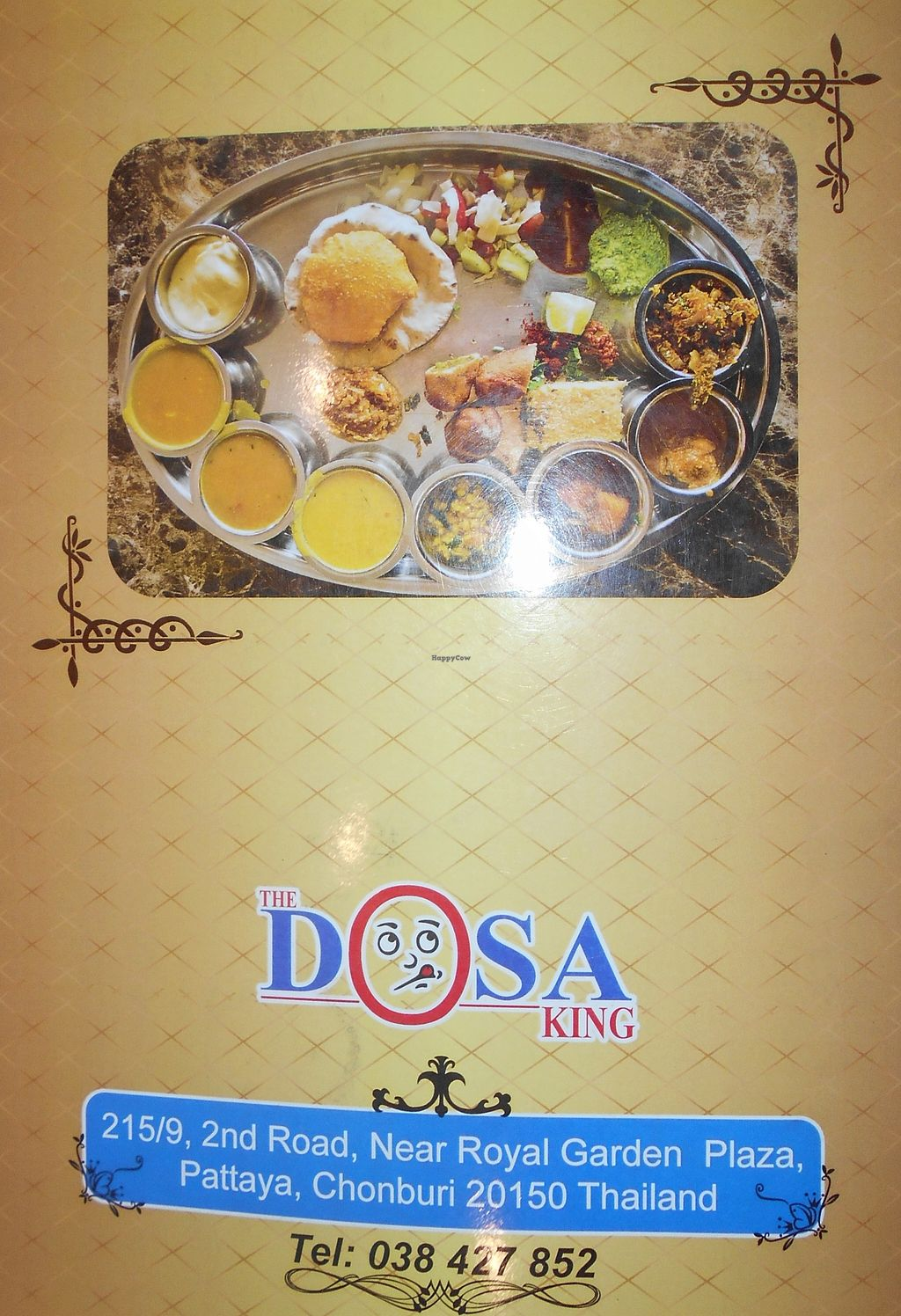 """Photo of The Dosa Hut  by <a href=""""/members/profile/Kelly%20Kelly"""">Kelly Kelly</a> <br/>The Dosa Hut 10 <br/> April 22, 2016  - <a href='/contact/abuse/image/64732/145737'>Report</a>"""