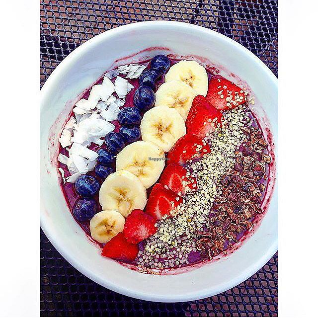 """Photo of Laney & Lu  by <a href=""""/members/profile/Hannahg"""">Hannahg</a> <br/>Açai bowl! <br/> October 28, 2017  - <a href='/contact/abuse/image/64738/319465'>Report</a>"""