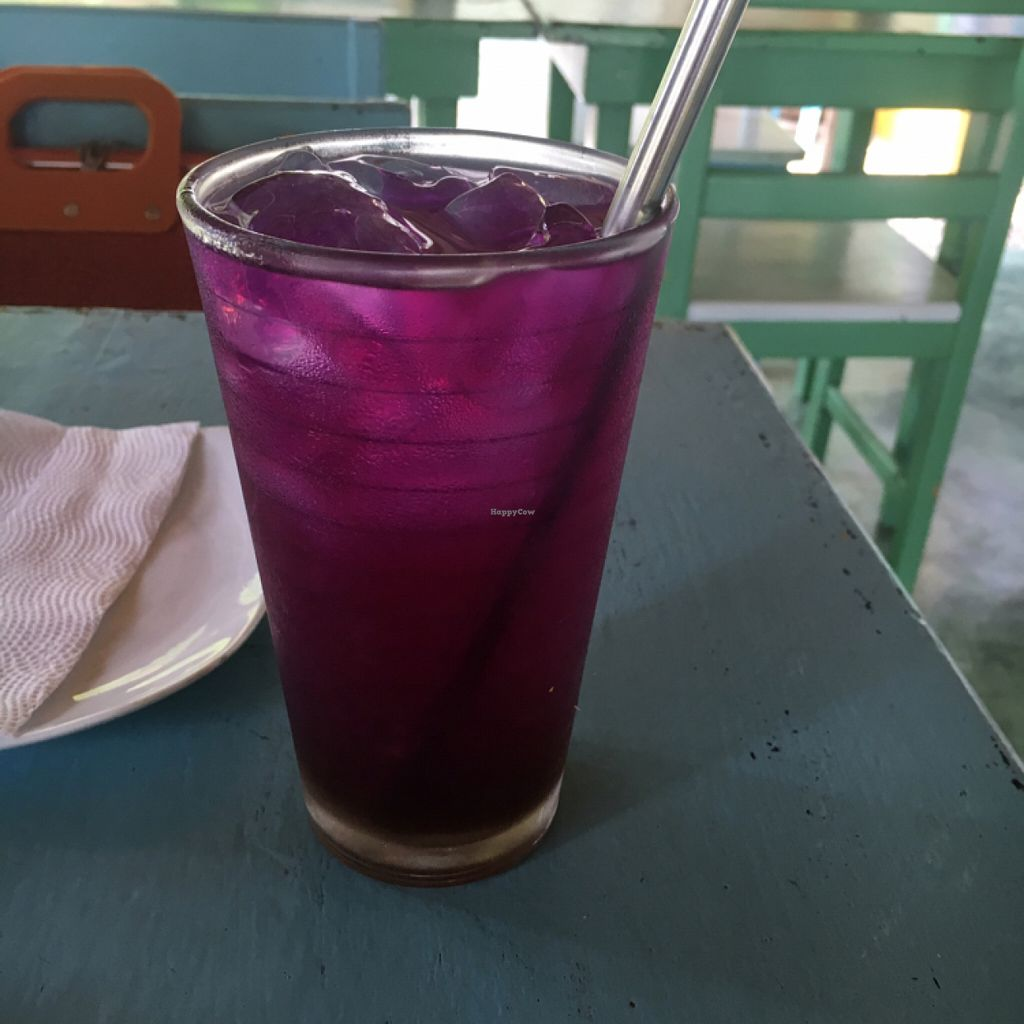 """Photo of CLOSED: Clorofila  by <a href=""""/members/profile/CandidaWozniak"""">CandidaWozniak</a> <br/>""""Purple Juice"""" made from a local flower <br/> July 6, 2016  - <a href='/contact/abuse/image/64741/158120'>Report</a>"""