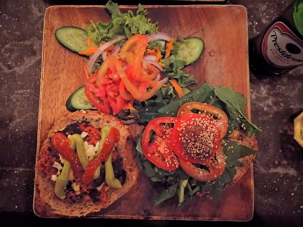 """Photo of Fresh Fresh  by <a href=""""/members/profile/VeronikaK"""">VeronikaK</a> <br/>Veggie-burger <br/> May 2, 2017  - <a href='/contact/abuse/image/64742/254937'>Report</a>"""