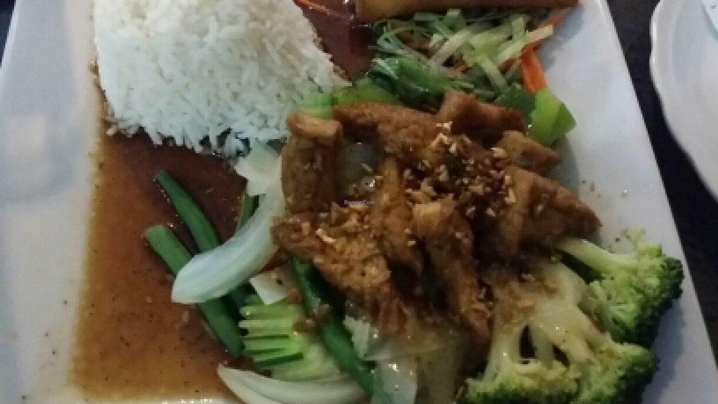 "Photo of Thai Pattaya  by <a href=""/members/profile/maltinej"">maltinej</a> <br/>ginger stir fry with tofu <br/> October 23, 2015  - <a href='/contact/abuse/image/64756/122343'>Report</a>"
