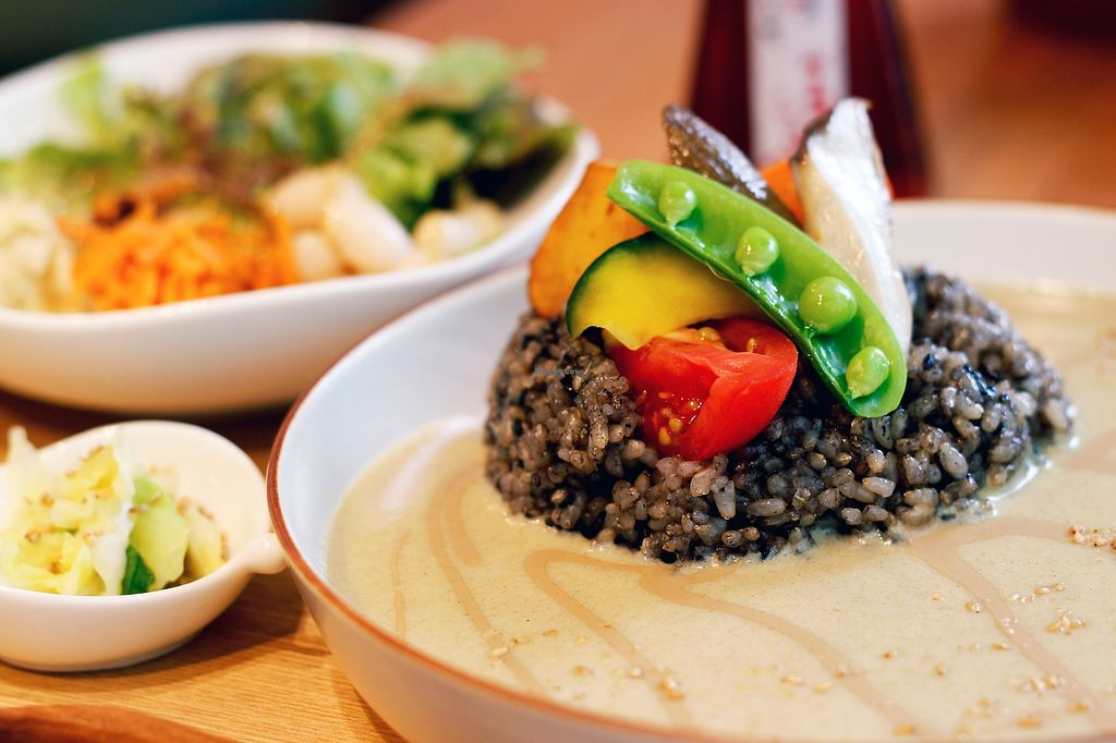 """Photo of Gomacro  by <a href=""""/members/profile/YukiLim"""">YukiLim</a> <br/>White sesame curry <br/> July 16, 2017  - <a href='/contact/abuse/image/64801/280884'>Report</a>"""