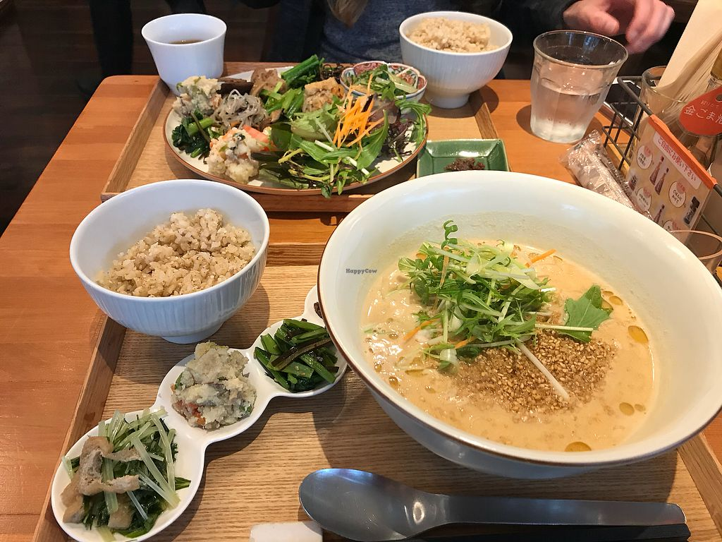 """Photo of Gomacro  by <a href=""""/members/profile/NicoleRaynor"""">NicoleRaynor</a> <br/>Yummy ramen <br/> April 12, 2018  - <a href='/contact/abuse/image/64801/384491'>Report</a>"""