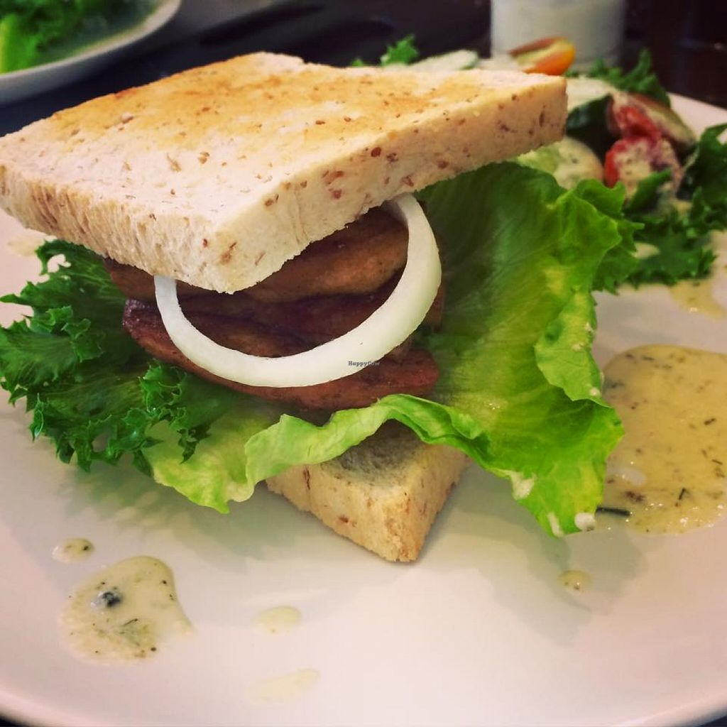 """Photo of Qcumber  by <a href=""""/members/profile/KoenDs"""">KoenDs</a> <br/>Tofu sandwich <br/> October 22, 2015  - <a href='/contact/abuse/image/64813/122239'>Report</a>"""