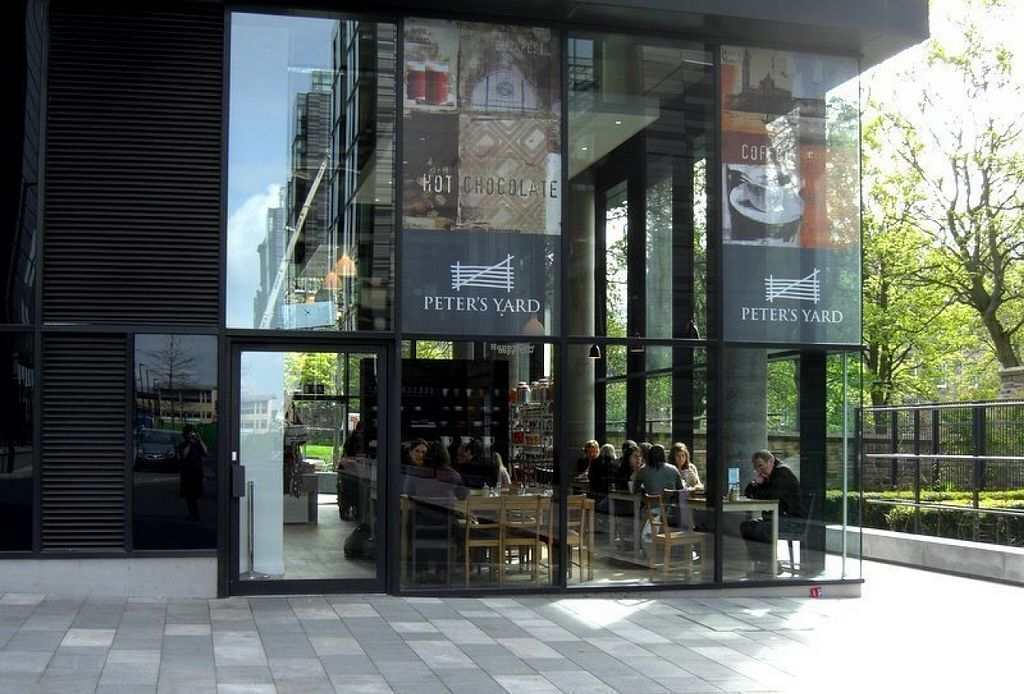 """Photo of Peter's Yard Cafe Quartermile  by <a href=""""/members/profile/Meaks"""">Meaks</a> <br/>Peter's Yard <br/> August 1, 2016  - <a href='/contact/abuse/image/64814/164322'>Report</a>"""