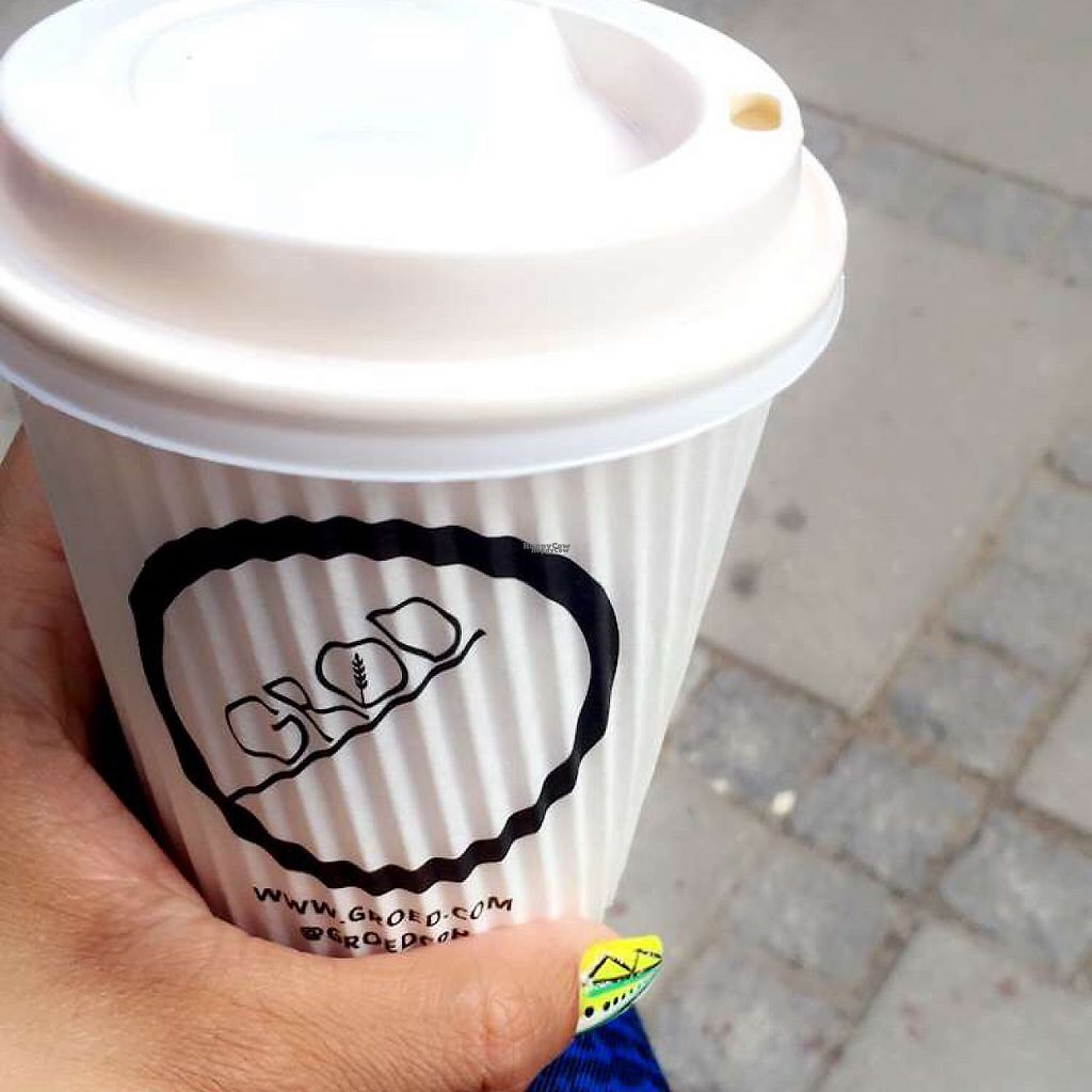 """Photo of Grod  by <a href=""""/members/profile/FitVeganFoodie"""">FitVeganFoodie</a> <br/>coffee to go  <br/> December 13, 2016  - <a href='/contact/abuse/image/64834/200711'>Report</a>"""