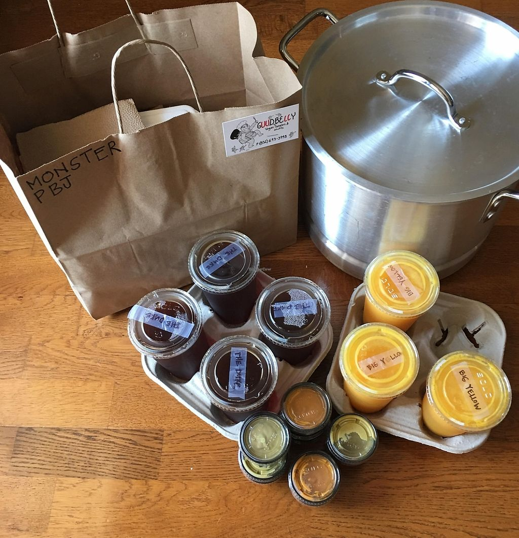 """Photo of CLOSED: Guudbelly  by <a href=""""/members/profile/lakayearroyo"""">lakayearroyo</a> <br/>Large delivery order for the office  <br/> October 24, 2015  - <a href='/contact/abuse/image/64880/228075'>Report</a>"""