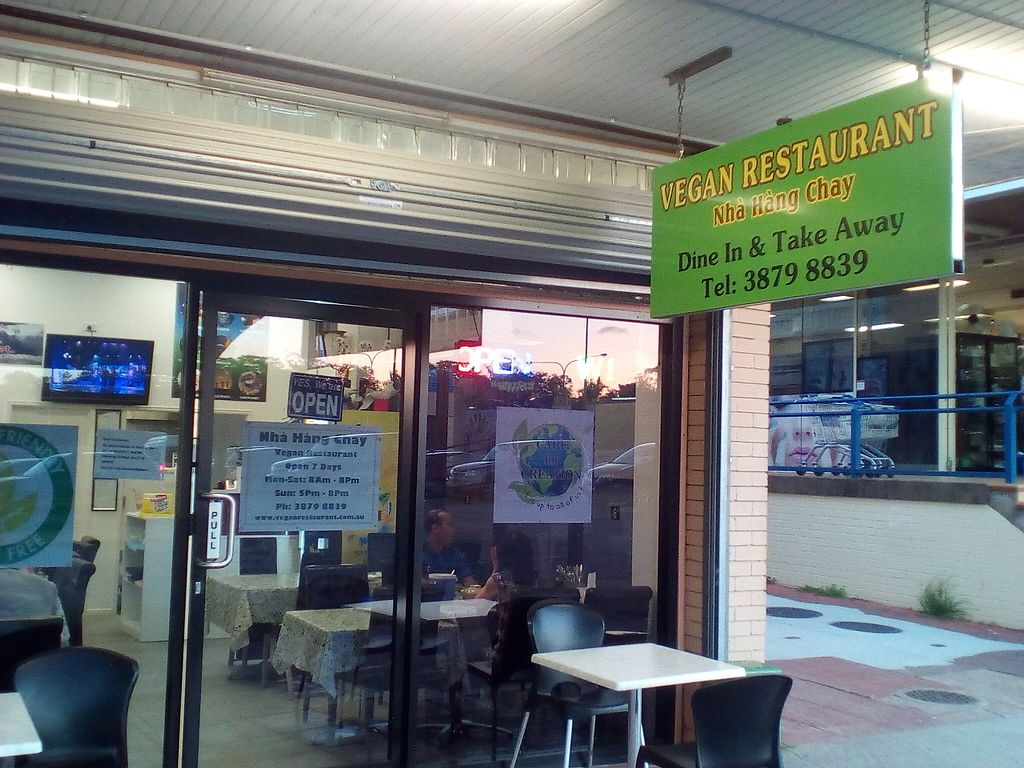 "Photo of Inala Vegan Restaurant  by <a href=""/members/profile/vegan%20mikal"">vegan mikal</a> <br/>Vegan restaurant Inala front <br/> January 1, 2017  - <a href='/contact/abuse/image/64882/206776'>Report</a>"
