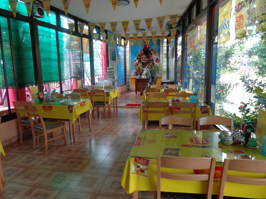 """Photo of Dtrairatanrap  by <a href=""""/members/profile/LilacHippy"""">LilacHippy</a> <br/>Inside restaurant <br/> February 4, 2016  - <a href='/contact/abuse/image/64894/135052'>Report</a>"""