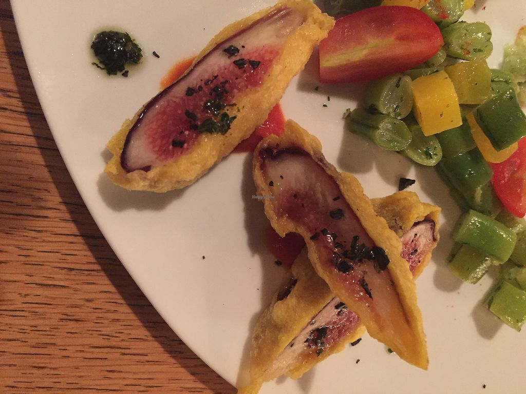 """Photo of Restaurant 8ablish  by <a href=""""/members/profile/schonstal"""">schonstal</a> <br/>Fried Figs <br/> September 13, 2017  - <a href='/contact/abuse/image/64910/303891'>Report</a>"""