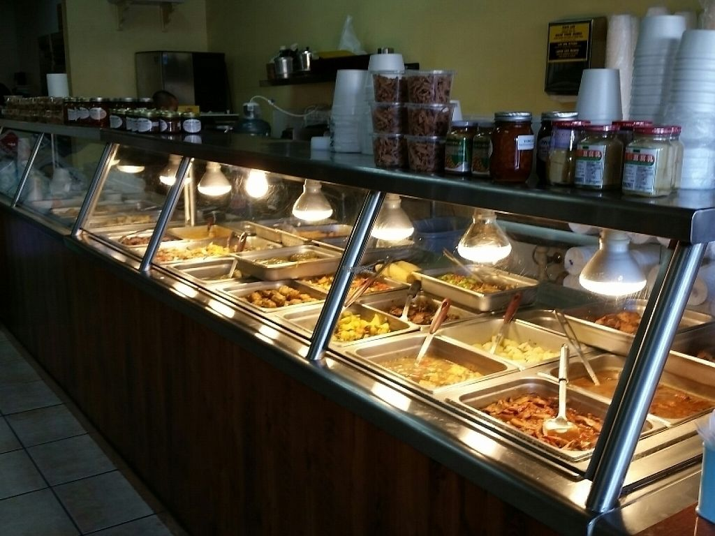 """Photo of Hand to Hand Vegetarian Food To Go  by <a href=""""/members/profile/eric"""">eric</a> <br/>buffet <br/> January 21, 2017  - <a href='/contact/abuse/image/64916/214385'>Report</a>"""