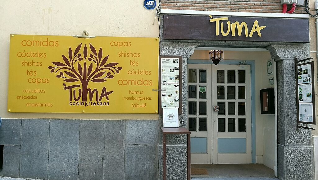 "Photo of Tuma  by <a href=""/members/profile/AlbaVegan"">AlbaVegan</a> <br/>Restaurante <br/> February 23, 2018  - <a href='/contact/abuse/image/65015/362800'>Report</a>"