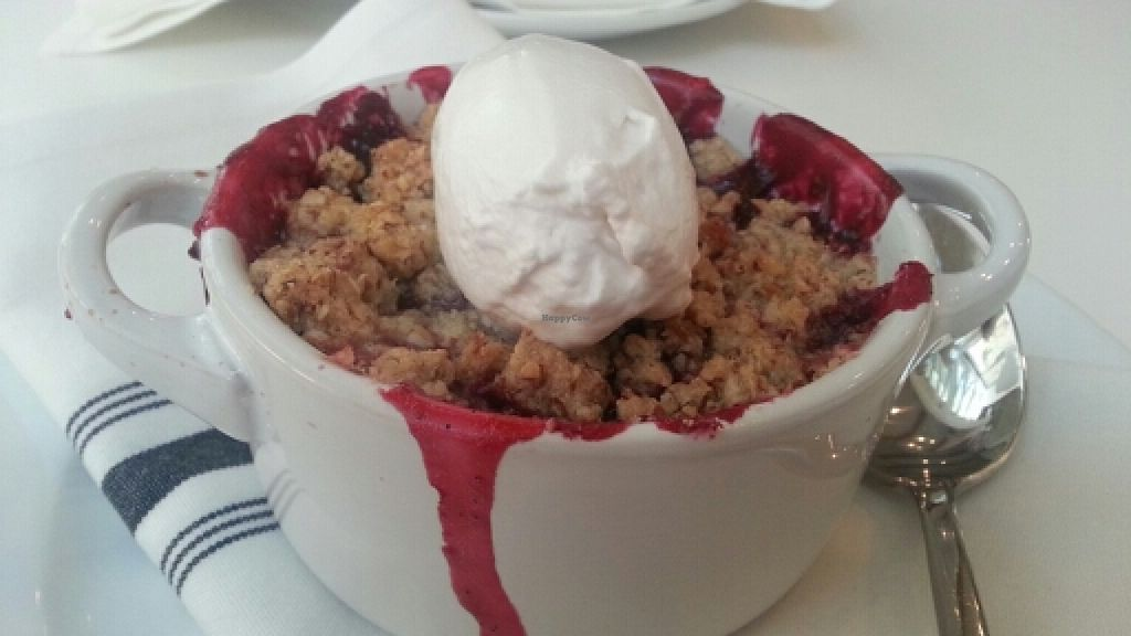 """Photo of Little Pine  by <a href=""""/members/profile/eric"""">eric</a> <br/>Apple berry crumble <br/> November 30, 2015  - <a href='/contact/abuse/image/65034/126711'>Report</a>"""