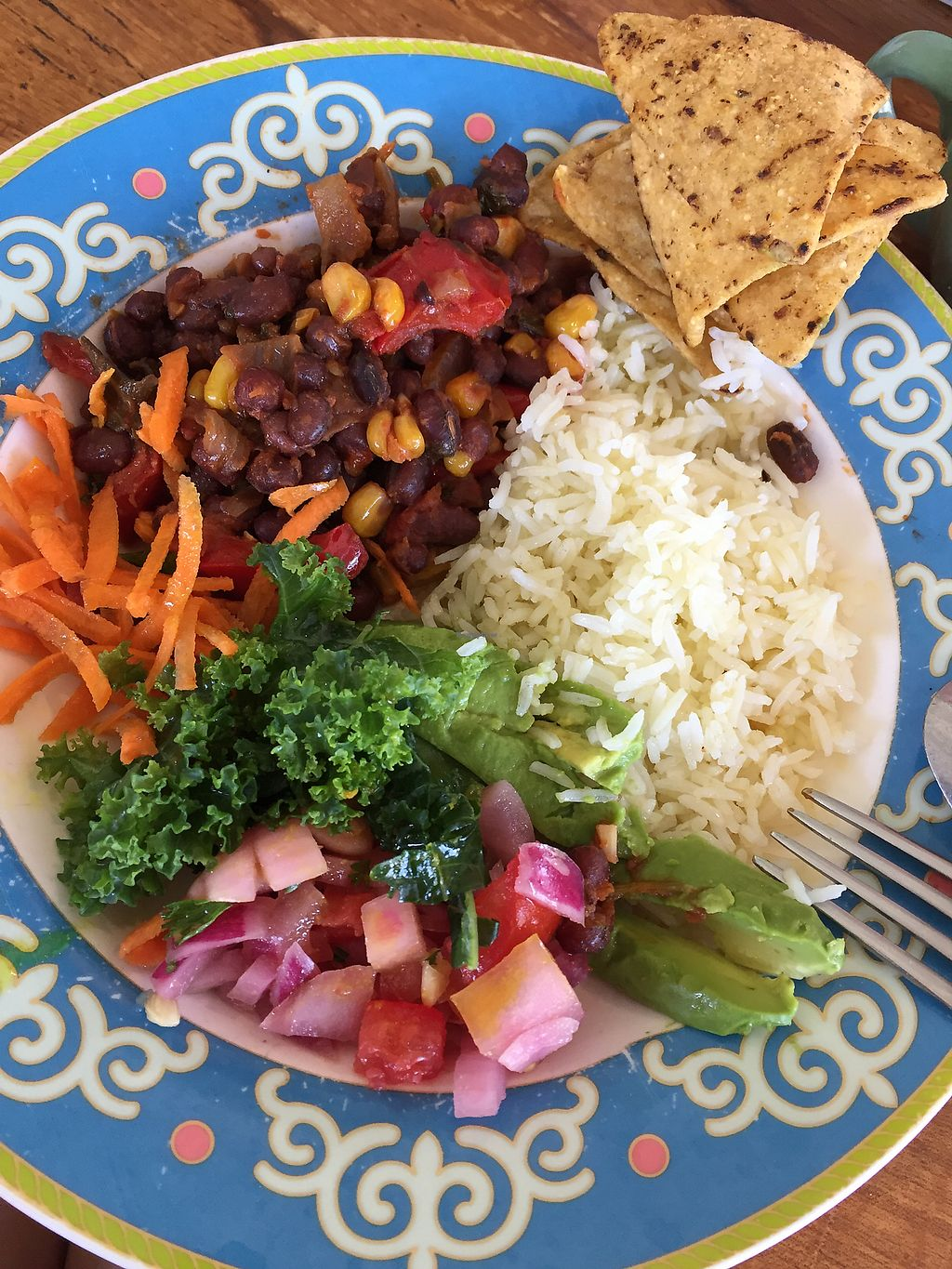 "Photo of Little Frog Cafe and Store  by <a href=""/members/profile/AnnaEmi"">AnnaEmi</a> <br/>Mexican Bowl <br/> January 27, 2018  - <a href='/contact/abuse/image/65036/351591'>Report</a>"