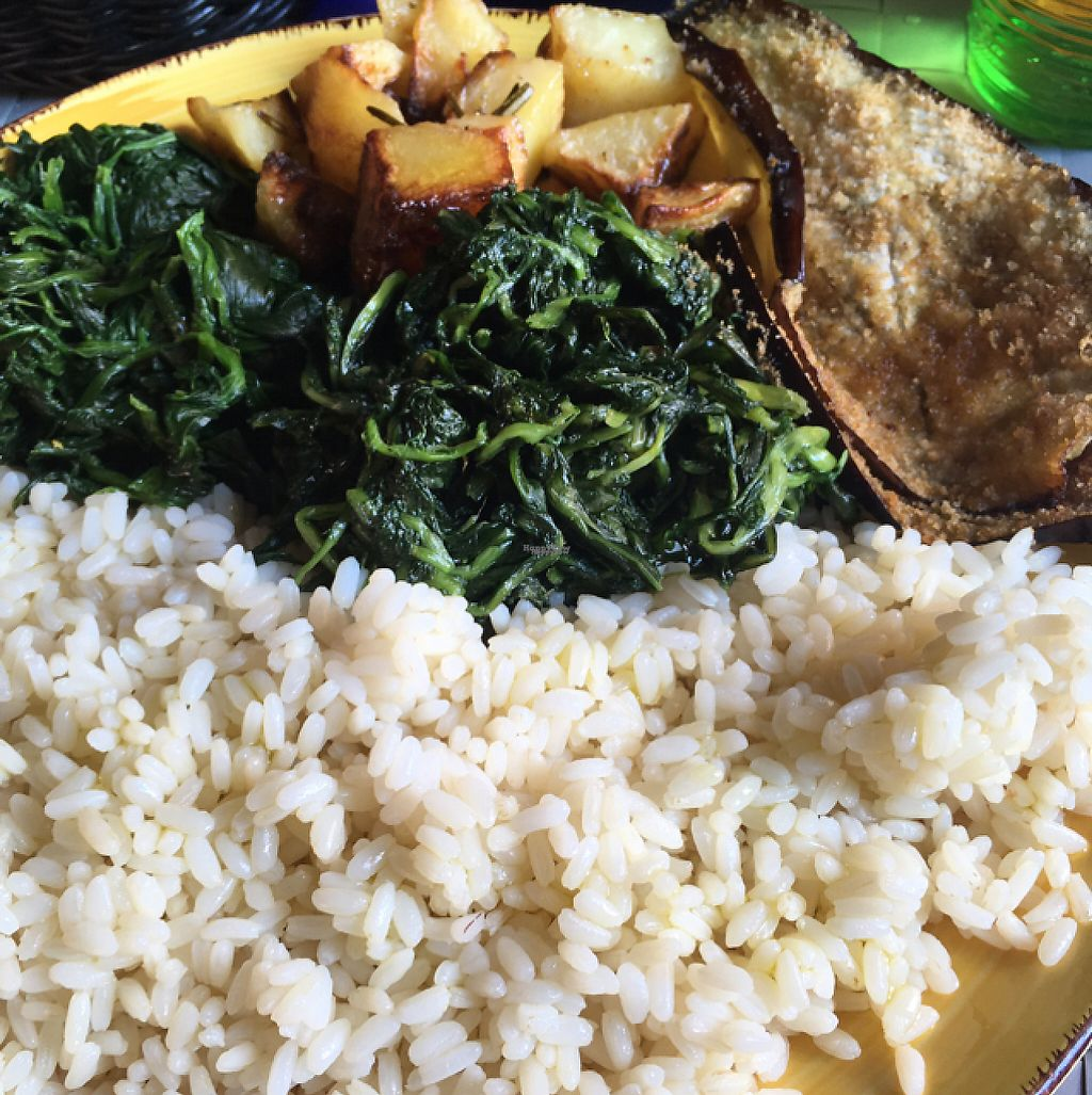 """Photo of La Licata  by <a href=""""/members/profile/hokusai77"""">hokusai77</a> <br/>Rice, potatoes and vegetables from the buffet <br/> March 8, 2017  - <a href='/contact/abuse/image/65057/234137'>Report</a>"""