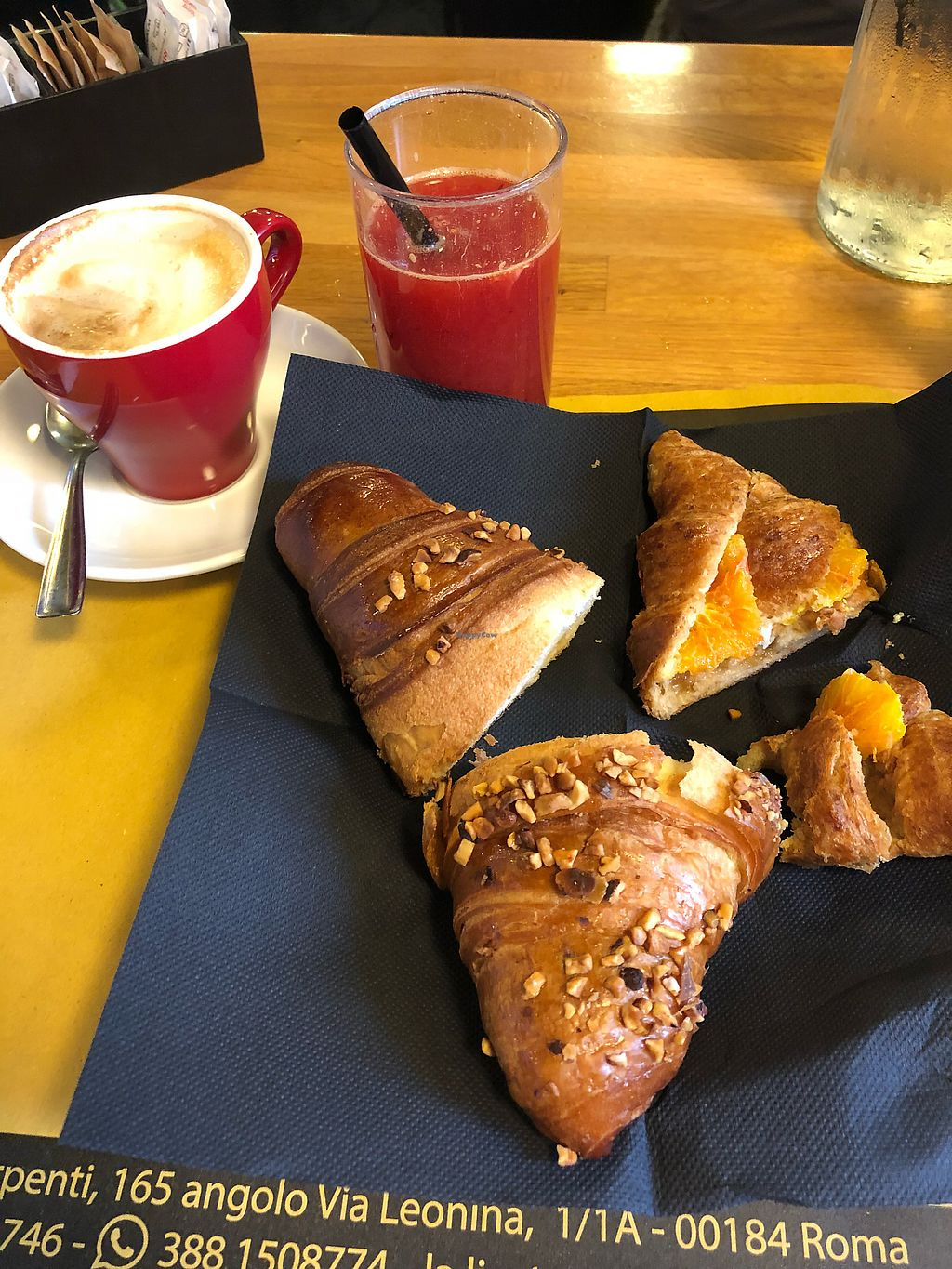 """Photo of La Licata  by <a href=""""/members/profile/_hael"""">_hael</a> <br/>The Vegan Breakfast Meal <br/> February 27, 2018  - <a href='/contact/abuse/image/65057/364519'>Report</a>"""