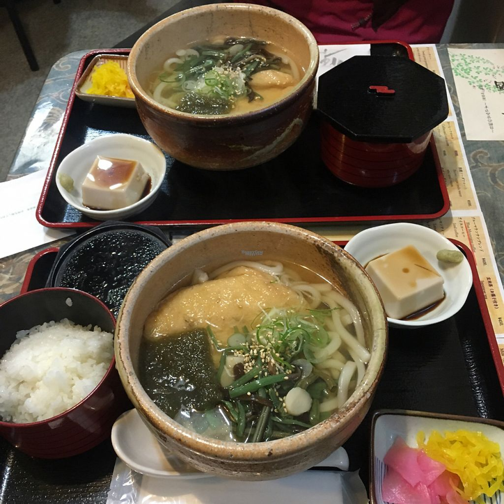 """Photo of Rokumeien  by <a href=""""/members/profile/Pcake25"""">Pcake25</a> <br/>Udon set meal 1100 yen <br/> January 18, 2017  - <a href='/contact/abuse/image/65065/212980'>Report</a>"""
