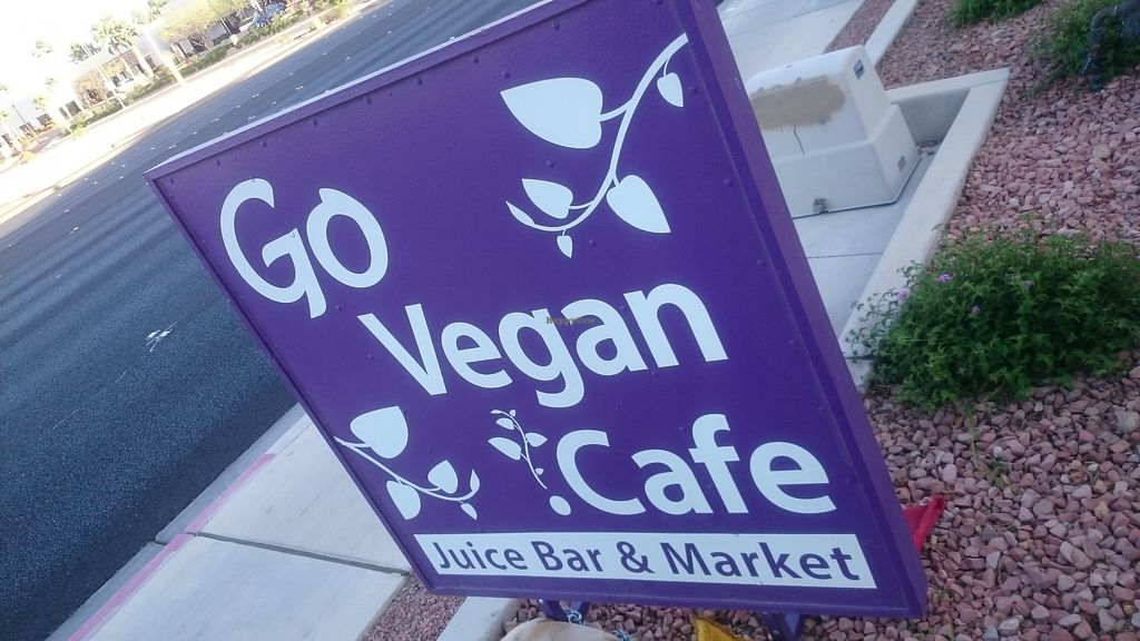 """Photo of Go Vegan Cafe  by <a href=""""/members/profile/chb-pbfp"""">chb-pbfp</a> <br/>New color <br/> April 17, 2018  - <a href='/contact/abuse/image/65093/387346'>Report</a>"""