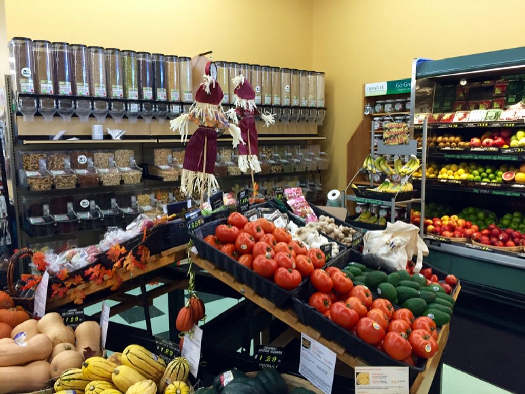 "Photo of Paradise Health & Nutrition - Wickham Rd  by <a href=""/members/profile/clovely.vegan"">clovely.vegan</a> <br/>Produce and bulk.  <br/> October 29, 2015  - <a href='/contact/abuse/image/65153/123124'>Report</a>"