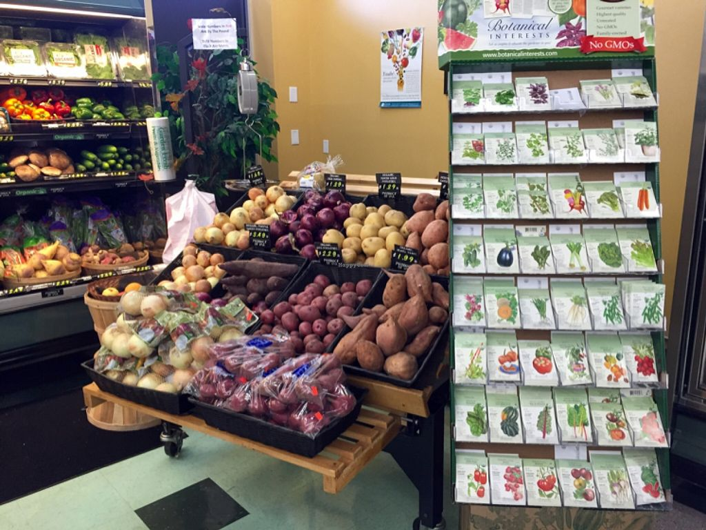 "Photo of Paradise Health & Nutrition - Wickham Rd  by <a href=""/members/profile/clovely.vegan"">clovely.vegan</a> <br/>Produce.  <br/> October 29, 2015  - <a href='/contact/abuse/image/65153/123125'>Report</a>"