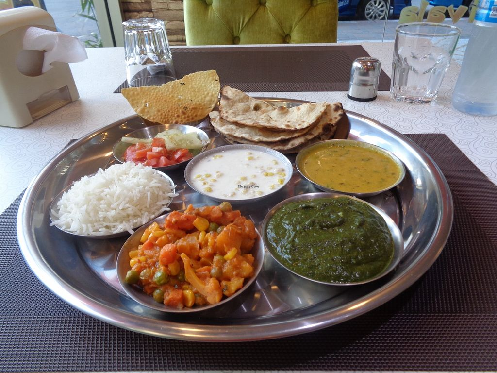 """Photo of Chotivala  by <a href=""""/members/profile/Kelly%20Kelly"""">Kelly Kelly</a> <br/>Choti Vala North style Thali <br/> February 24, 2016  - <a href='/contact/abuse/image/65194/137507'>Report</a>"""