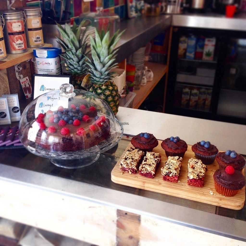 """Photo of CLOSED: Urban Zen  by <a href=""""/members/profile/charclothier"""">charclothier</a> <br/>Delicious Vegan Cakes <br/> September 17, 2016  - <a href='/contact/abuse/image/65198/176342'>Report</a>"""