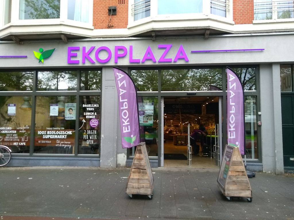 """Photo of CLOSED: Ekoplaza - Stadhouderskade  by <a href=""""/members/profile/thenaturalfusions"""">thenaturalfusions</a> <br/>Ekoplaza <br/> May 18, 2017  - <a href='/contact/abuse/image/65199/259778'>Report</a>"""
