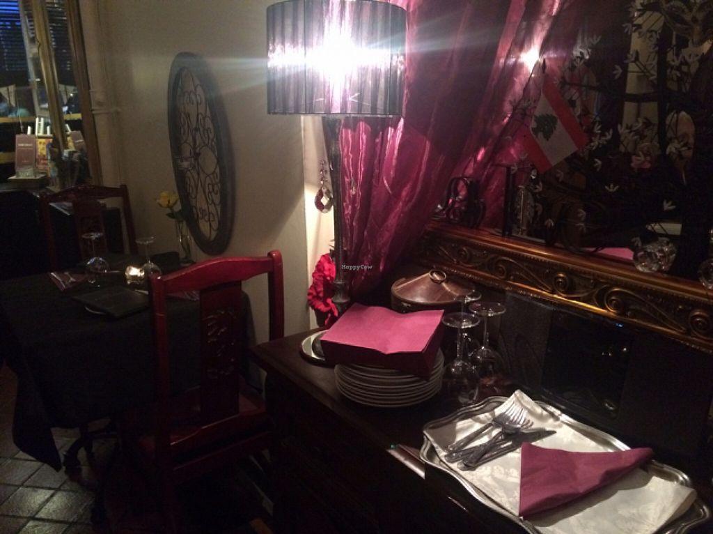 "Photo of Cedar Lebanese Restaurant  by <a href=""/members/profile/Maiw%20maiw"">Maiw maiw</a> <br/>Decor <br/> November 8, 2015  - <a href='/contact/abuse/image/65208/124241'>Report</a>"